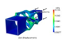 Advanced numerical algorithms to improve high nonlinear crash simulation with multi-body contacts and friction